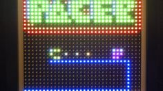 You have all sorts of options to make little DIY game systems, but Mithotronic has a fun guide that shows you how to build a system that can play its own set of LED games.