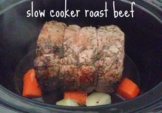 I wanted to try slow cooker roast beef after recently discovered the wonders of roasting a whole chicken in my slow cooker. As I said in the roast chicken post I may never have to roast a piece of meat in the oven again!I have found that by roasting my joint of beef in the … … Continue reading →