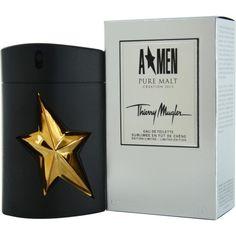 Thierry Mugler Angel Men Pure Malt Eau de Toilette Spray 34 Ounce ** For more information, visit image link. (This is an affiliate link) #BodyMoisturizers