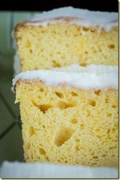Starbucks Lemon Loaf Cake - the True Copycat Recipe ~ fluffy, yet dense, yet moist with a delicious lemony glaze