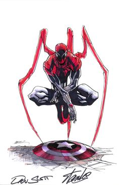 Superior Spider Man by Humberto Ramos