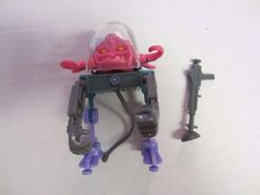 "Krang Teenage Mutant Ninja Turtle Action Figure TMNT 4 1/4"" #Unknown"