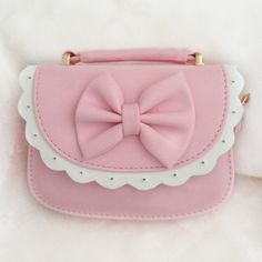 """Color: Pink Material: PU Size: 12cm/4.72""""x16cm/6.29""""x6cm/2.36""""  Tips: *Please double check above size and consider your measurements before ordering, thank you ^_^  Visiting Store: Http://cuteharajuku.storenvy.com  Find more cute fashion things, some suit for you!"""