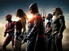 Strong performances by Ben Affleck and Gal Gadot make Justice League a worthwhile DCEU movie, marking a good start for this superhero team. Batman Vs, Superman, Justice League 2017, Ben Affleck, Dc Comics Peliculas, Film 2017, Hq Dc, Geoff Johns, Marvel Dc