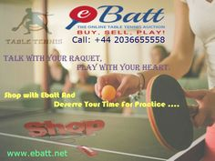EBATT's motto is to save your time and make it use in your practice section. So, Practice well and achieve your goals. For Quality product, shop @ http://www.ebatt.net   For queries, Call @ +442036655558