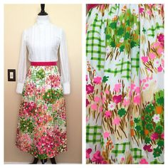 1970s Vintage Nardis of Dallas Dress with by TrueHeartVintage