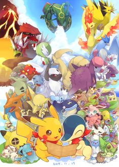Pokemon mystery dungeon!