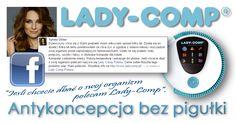 Sylwia Gliwa znana polska aktorka stosuje Lady-Comp o czym pisze na swoim profilu na Facebook. Zapraszamy! Lady-Comp antykoncepcja bez pigułki.