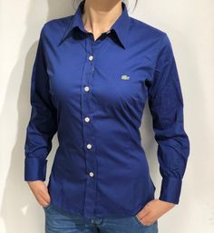 Camisas de diseño Manga larga para mujer $120.000 envío incluido a todo 🇨🇴 WhatsApp 3227270204 Clodi 🦋 Denim Button Up, Button Up Shirts, Shirt Dress, Mens Tops, Dresses, Products, Fashion, Clothing Stores, Long Sleeve