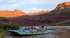 Travily: Rafting the Colorado River!
