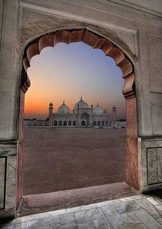 Baadshahi Mosque - Pakistan