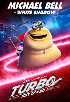 turbo movie posters | 411mania.com: Movies - [Movies] New Featurette and Character Posters ...