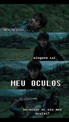 New Memes Brasileiros Harry Potter 57 Ideas Harry Potter Tumblr, Harry Potter Hermione, Draco, Memes Do Harry Potter, Remus Lupin, Hogwarts, Harry Porter, Saga, Avengers