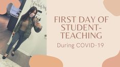 First Day of Student-Teaching | During COVID-19 - YouTube Student Teaching, One Day, Organization, Videos, Youtube, Mariana, Getting Organized, Organisation, Tejidos