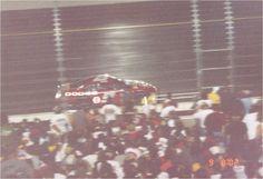 Bill Elliott Richmond International, Bill Elliott, Chevrolet Monte Carlo