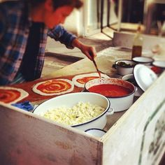 Slide Show | Pizza Pilgrims Outfit Piaggio Ape with Pizza Oven: BRILLIANT! | Serious Eats