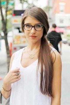 Am Besten Gerade Frisuren für Wunderschöne Looks