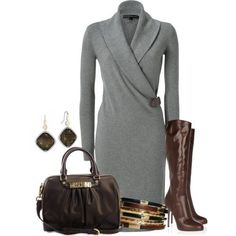 fall-and-winter-work-outfit-ideas-2018-40 85+ Fashionable Work Outfit Ideas for Fall & Winter 2018