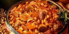 Recette CASSOULET COOKEO proposée par Slili34 sur son blog La cuisine de Lili ....