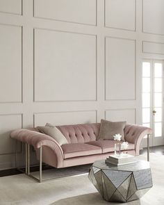 Curtis Tufted Chesterfield Sofa | Chesterfield Sofa, Chesterfield And  Homemade Sofa