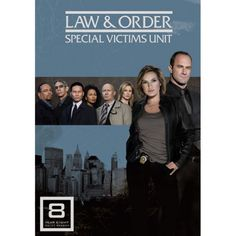 Law & Order: Special Victims Unit - Season 8 DVD