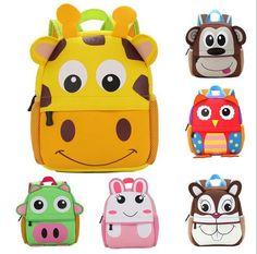 Amazon.com: Littel Kid Animal Backpack Baby Boys Girls Toddler Pre School Backpack Children Backpacks (Dog): Clothing
