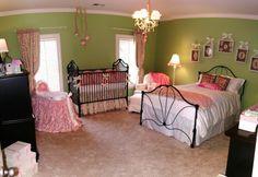 Girls Nursery/Bedroom