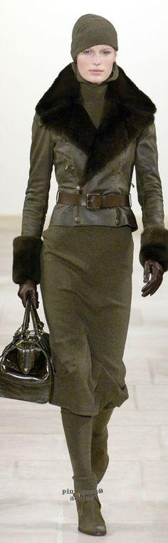 Ralph Lauren - aceituna