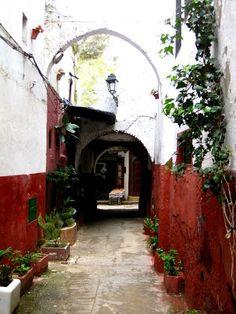 Rojo de Tetuán, Marruecos (Maroc, Morocco), Carlos Cuerda