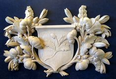 High-relief carving grinling Gibbons Style Fine woodcarving Foliage carving limewood Baroque carvings repairs Inspired classic Master orname...