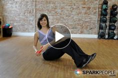 This 20-minute #video has something for everyone! Using your body weight and dumbbells as resistance, you can follow one of three intensity levels for a full-body routine. | via @SparkPeople #fitness #workout