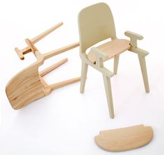 antonio aricò: silly chair at milan design week 2012