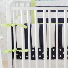 New Arrivals Inc. Hudson Street Crib Bumper