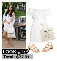 """Look for Le$$: Shay Mitchell"" by prettyorchid22 ❤ liked on Polyvore featuring mode en H&M"