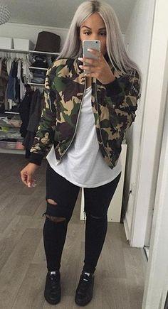 Outfit Soldado