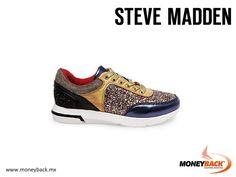 MONEYBACK MÉXICO. Steve Madden es conocido por su enorme colección de zapatos, ya si son tenis, botas, flats, zapatos de vestir, tacón, casuales o de noche, esta marca los tiene todos. Compra STEVE MADDEN en México y ven a Moneyback por un reembolso de impuestos! #moneyback www.moneyback.mx