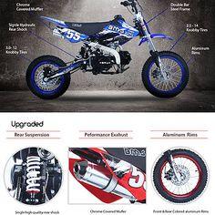 BMS Pro Premium 125 pit bike