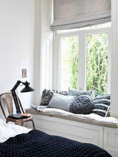 blog de decoração - Arquitrecos: Cantinhos para sentar - Aproveitando pequenos…
