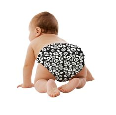 Charlie Banana Print Blackbeary! Available here: http://www.naturebumz.com/charlie-banana-pocket-diapers.html