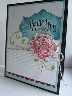 Everything Eleanor- can't wait to get this new Stampin' Up! set.  So beautiful!