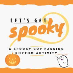 Preschool Music, Music Activities, Halloween Songs, Family Theme, Rhythm Games, Piano Teaching, Brain Breaks, Elementary Music, Art Classroom