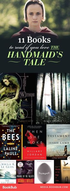 """From classics to young adult dystopian novels, these books are perfect for fans of Margaret Atwood's """"The Handmaid's Tale."""""""