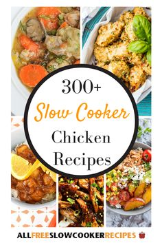 No matter the crowd, venue or time of year, slow cooker chicken recipes are the perfect meals to make. Please your family or a party with these chicken slow cooker recipes, and take advantage of just how easy slow cooker chicken can be.