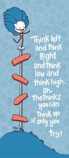 "Even Dr. Seus resonates the Hill motto ""Summu Bonum."" We can all achieve the highest good. #WNPNYU"