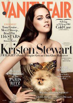 Kristen Stewart Vanity Fair Photo Shoot (July 2012)