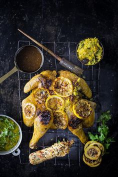 Chicken on the braai | Braai 'n hoender