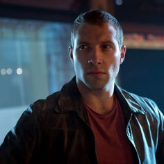 Jai Courtney as Jack McClane in A Good Day to Die Hard.