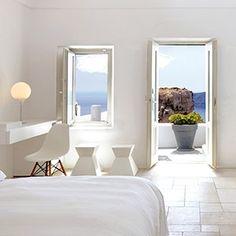 Grace Santorini - Greece Honeymoon Packages - hooneymoon suite