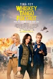 """""""Whiskey Tango Foxtrot talked about SNL alumni Tina Fey steps into the well worn shoes of journalist Kim Barker in Paramount Pictures' adaptation of Barker's memoir The Taliban Shuffle: Strange Days in Afghanistan and Pakistan, which details her years as a reporter in Pakistan and Afghanistan beginning in 2002.. This movie was released on 3/4/2016 with genre Comedy, War. Whiskey Tango Foxtrot was written by Robert Carlock (screenplay), Kim Barke"""