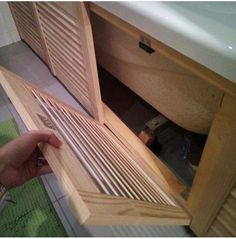 Consider this necessary pic in order to visit today info on Cheap Bathroom Remodel Remodled Bathrooms, Bathroom Toilets, Bathroom Furniture, Bathroom Interior, Bathroom Storage, Small Bathroom, Bathroom Ideas, Cheap Bathroom Remodel, Bath Panel